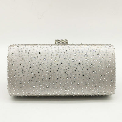 Cocktail Crystal Clutch