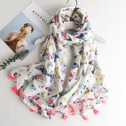 Butterfly Summer Scarves