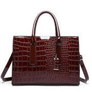LuxuryCrocodile Satchel