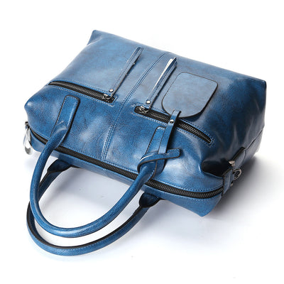 Genuine Leather Satchels