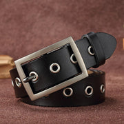 Hollow Rivet Belt