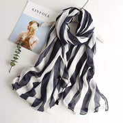 Summer Stripe Scarves