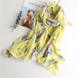 Tropical Summer Scarves