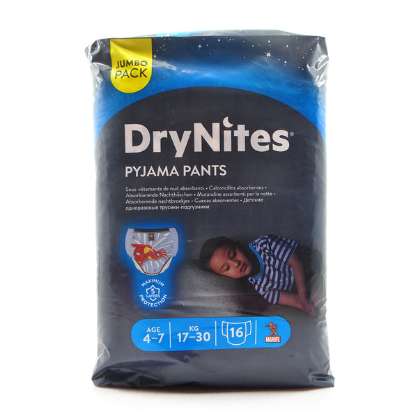 Huggies DryNites Pyjama Pants 4-7 Years