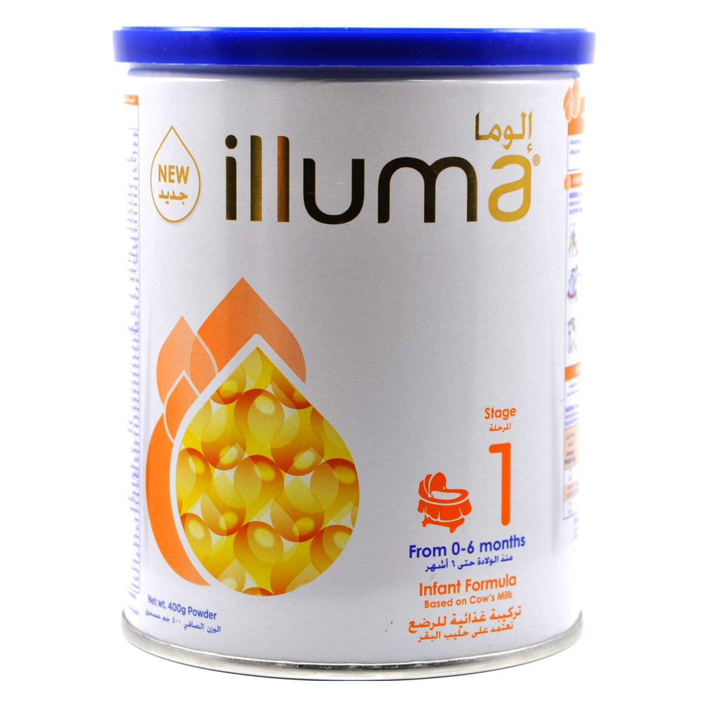 Illuma Milk Powder Stage 1