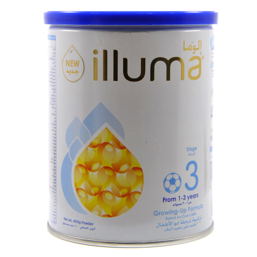 Illuma Milk Powder Stage 3