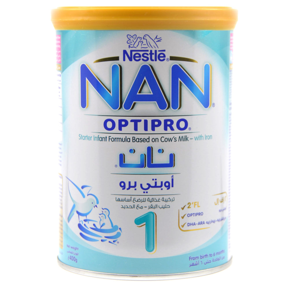 Nestle Nan Optipro Formula Stage 1