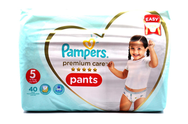 Pampers Premium Care Pants Size 5