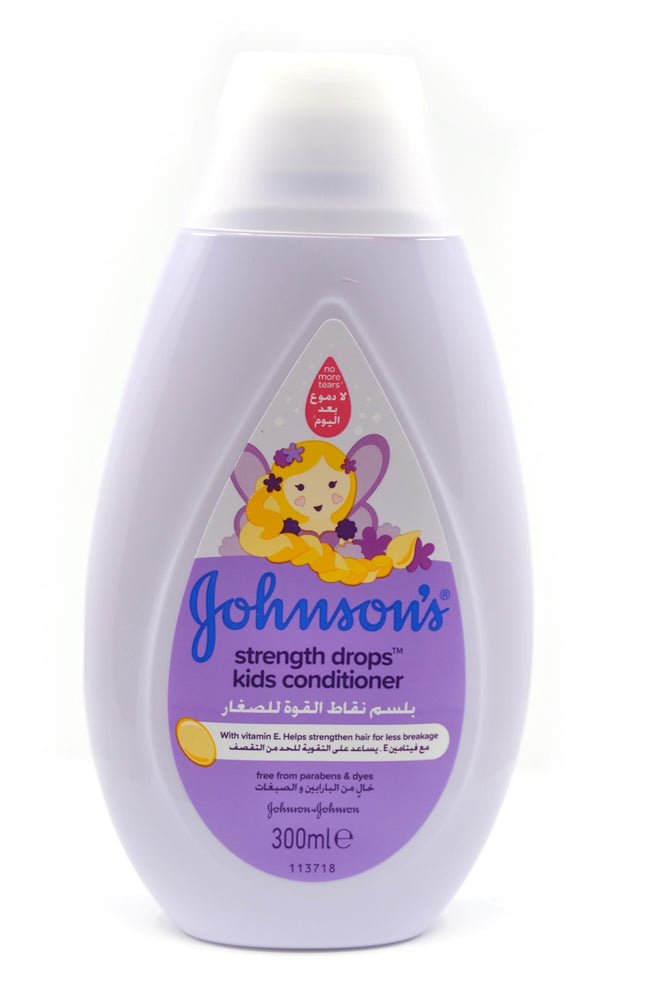 Johnson's Strength Drops Kids Conditioner