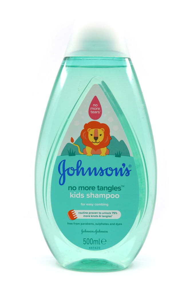 Johnson's No More Tangles Kids Shampoo