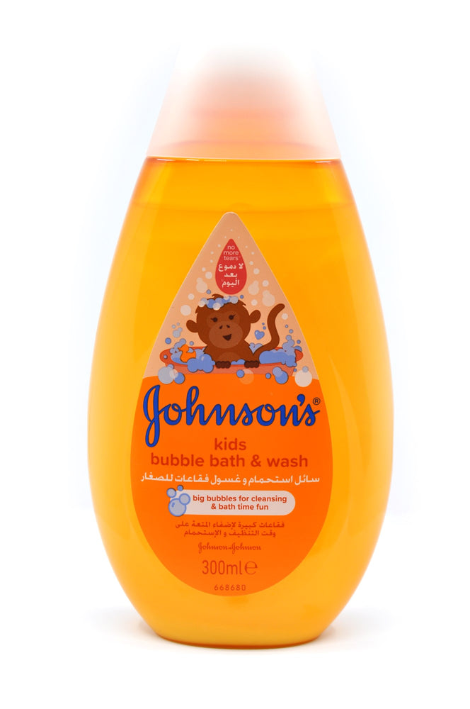 Johnson's Kids Bubble Bath & Wash