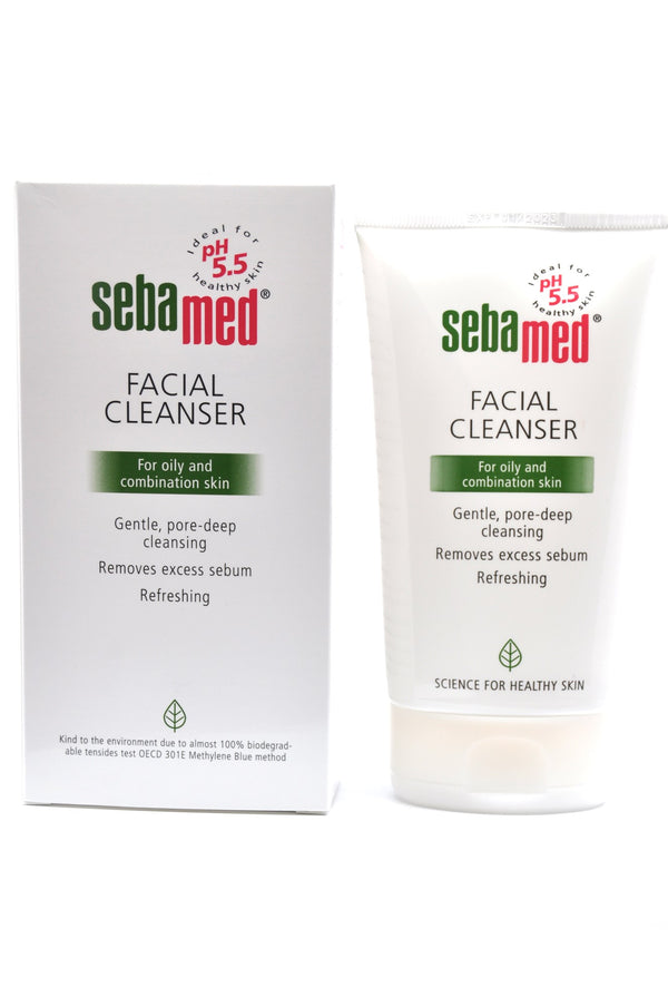 Sebamed Facial Cleanser For Oily Skin