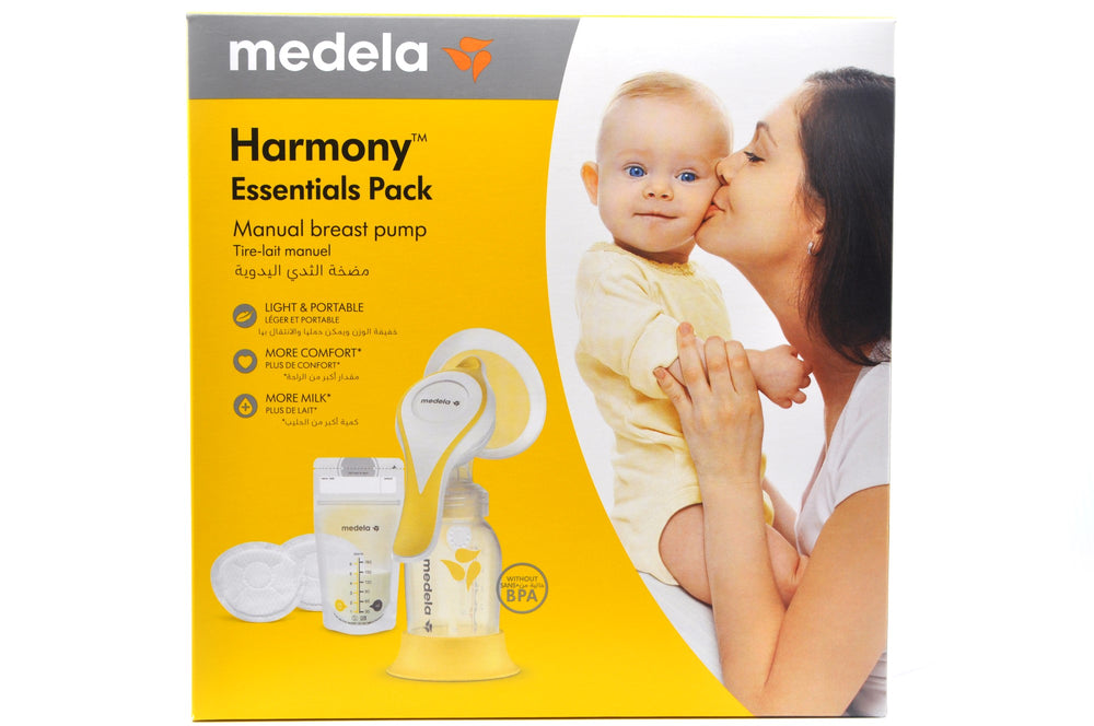 Medela Harmony Essentials Pack Manual Breast Pump