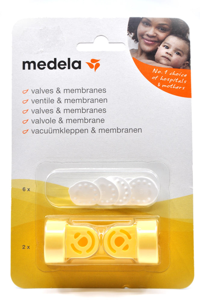 Medela Valves and Membranes for Retail-Kit