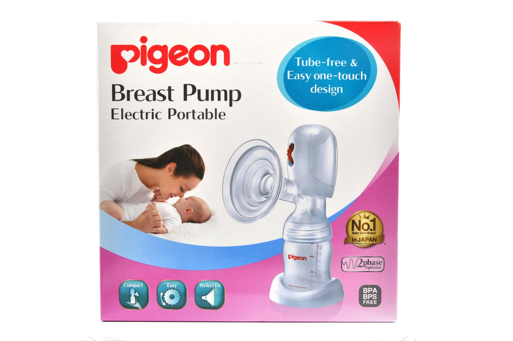 Pigeon Electric Breast Pump Portable