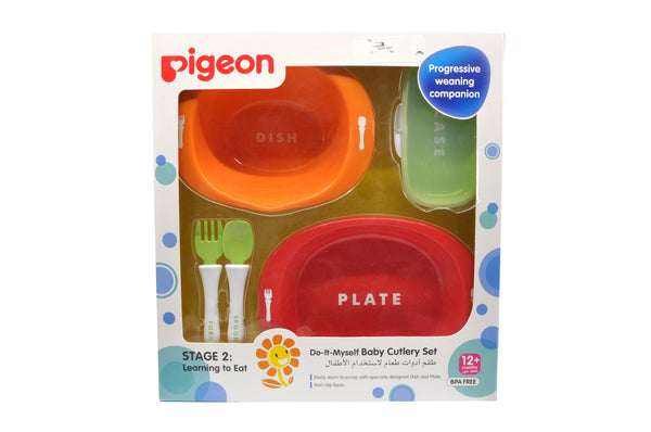 Pigeon Do-It-Myself Cutlery Set