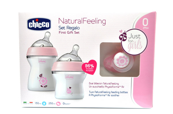 Chicco Gift Set Natural Feeling