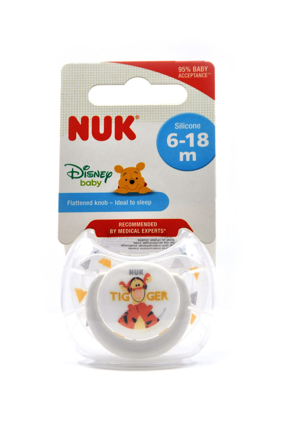 NUK Pacifier Silicone Size 2 Disney Winnie (1 Pc)