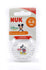 NUK Pacifier Silicone Size 1 Mickey (1 Pc)