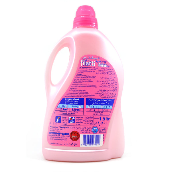 Filetti Liquid Detergent