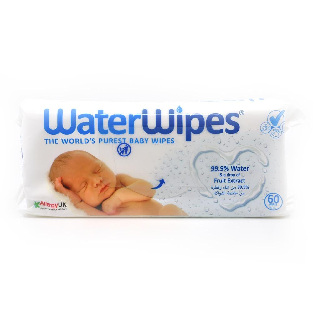 Water Wipes 60's