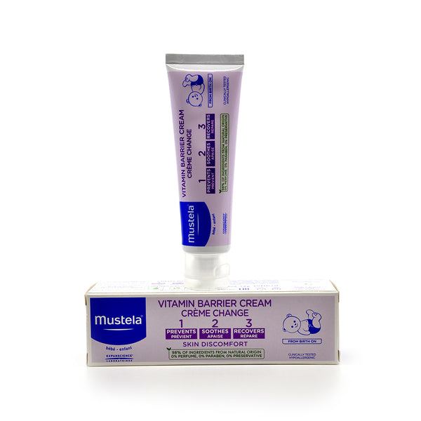 Mustela Vitamin Barrier Cream