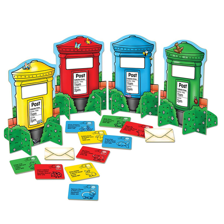 ORCHARD TOYS POST BOX GAME - Παιχνίδια - Ίαμβος