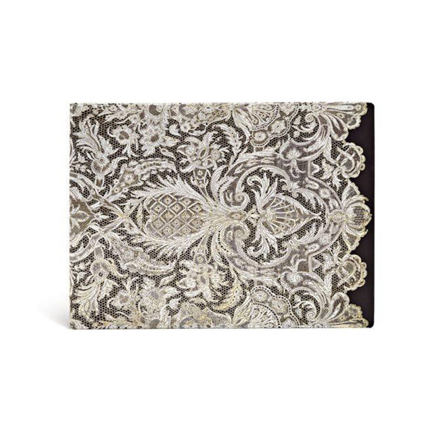 PAPERBLANKS LACE ALLURE IVORY VEIL GUEST BOOK - Χαρτικά - Είδη γραφείου - Ίαμβος