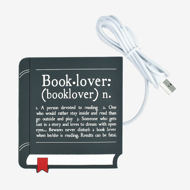 USB WARM IT UP BOOKLOVER LEGAMI - Δώρα - Ίαμβος