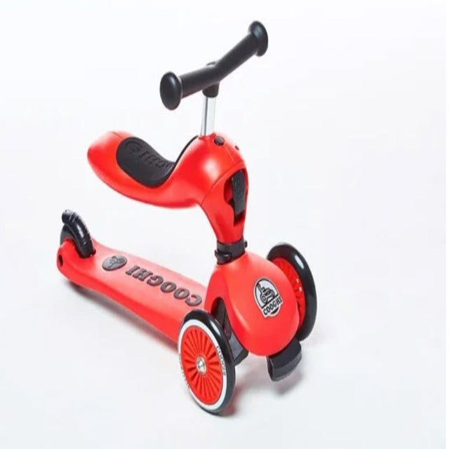 COOGHI SCOOTER VELO KIDS 2 ΚΟΚΚΙΝΟ