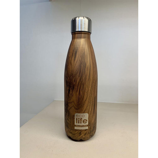 ΘΕΡΜΟΣ ECOLIFE WOOD 500ml