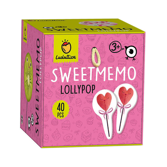 MEMORY GAME LOLLIPOP LUDATTICA