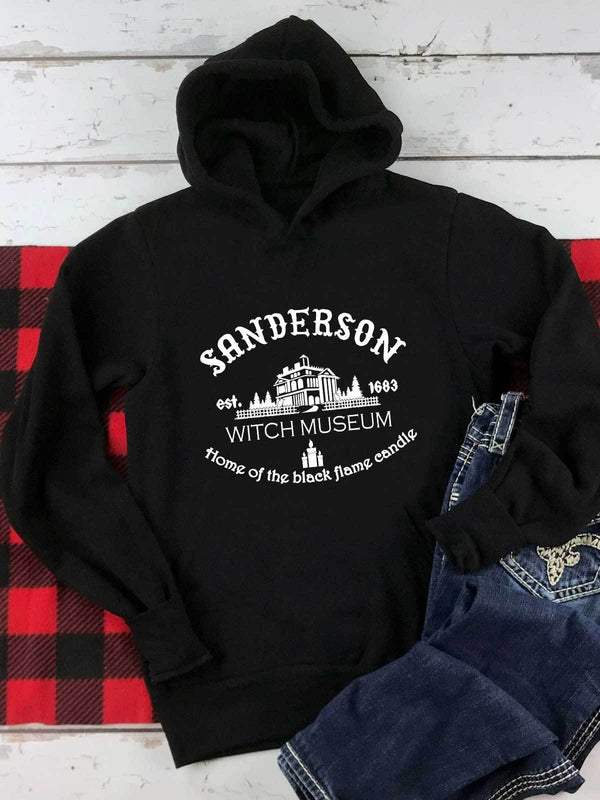 Sanderson Witch Museum Hoodie