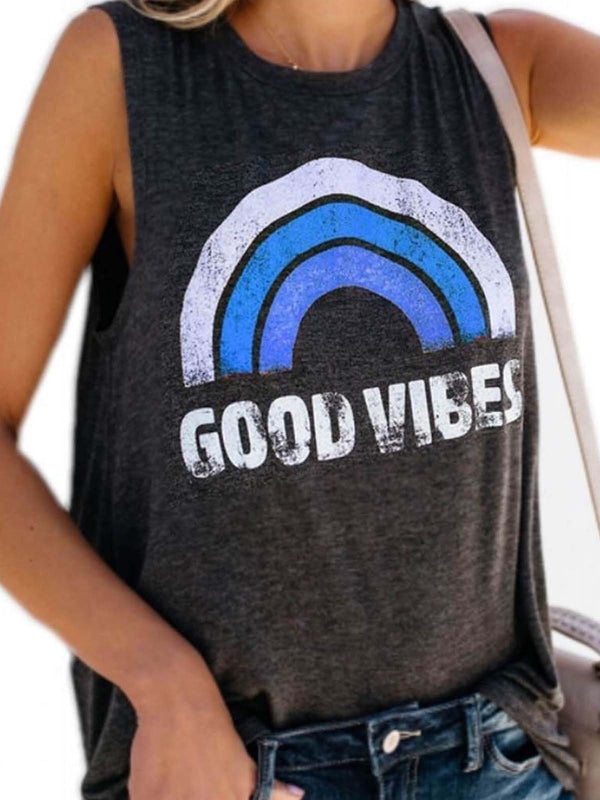 Good Vibes Tank Top