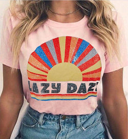 Lazy Daze Tour T-shirt