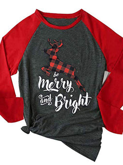 Be Merry And Bright Tee