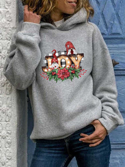 Joy With Gnomes Sweatshirt