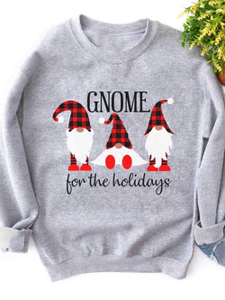 Gnome For The Holidays Sweatshirt