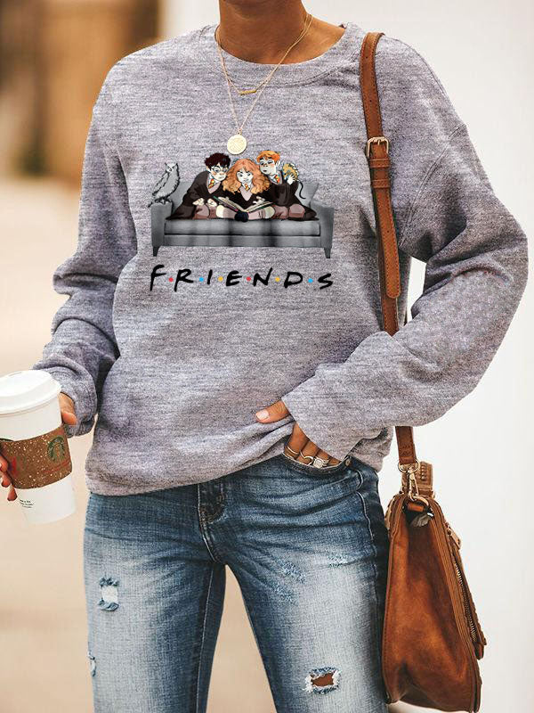 Harry Potter FRIENDS Limited Edition Sweatshirt