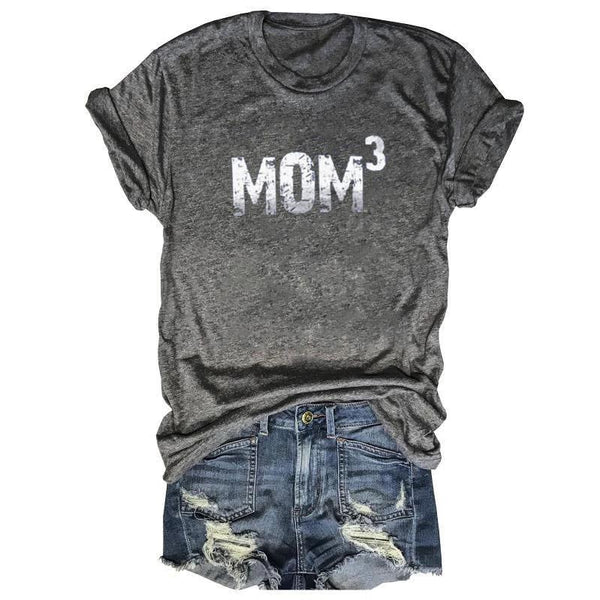 Mom³ Great Mom Tee