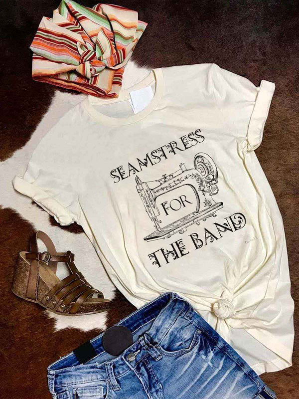 Seamstress For The Band Tiny Dancer Tee