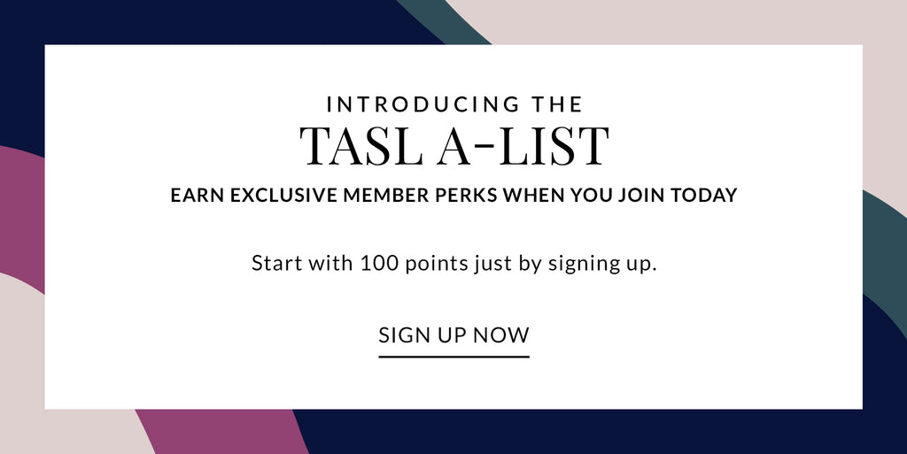 Introducing TASL A List