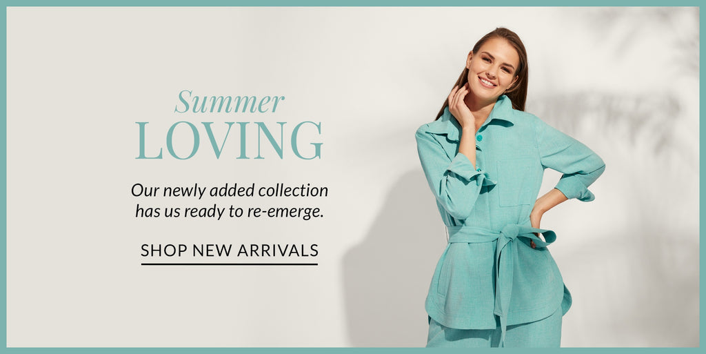 New arrivals for a new season