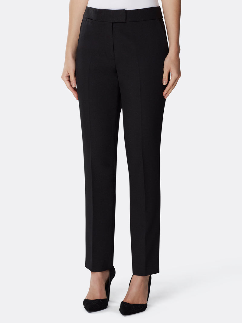 Parker Twill Double Breasted Pant Suit