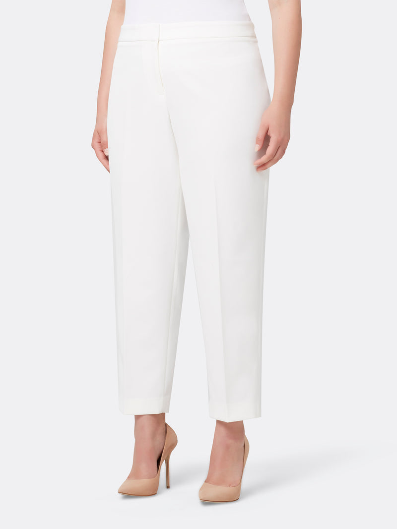 Stretch Double Weave Pants