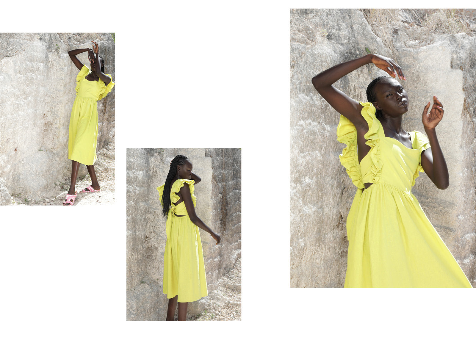 SPRING 2021 COLLECTION INTO THE LIGHT