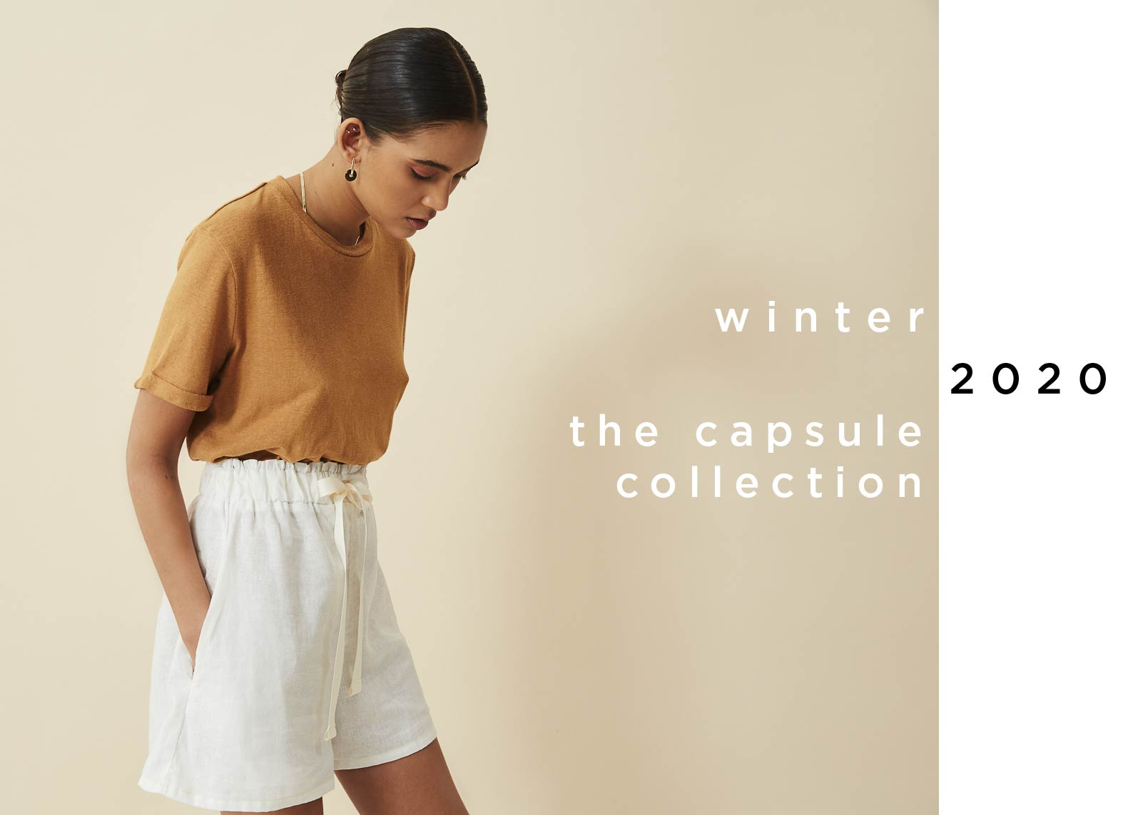 winter 2020 capsule collection