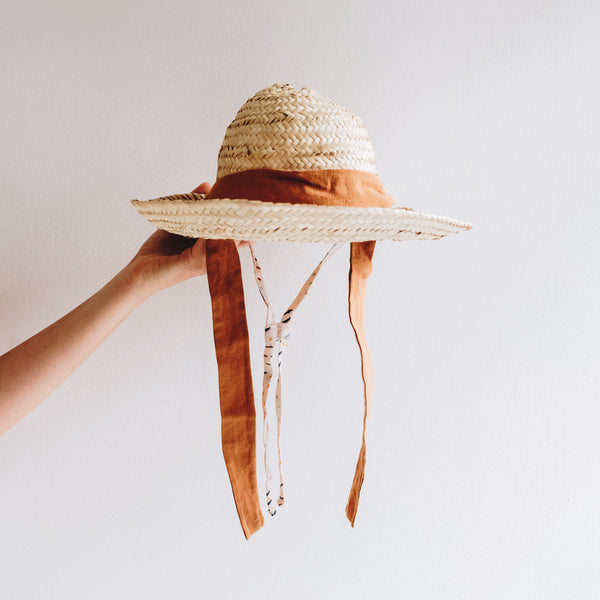 Straw Hat | Unisex Kids