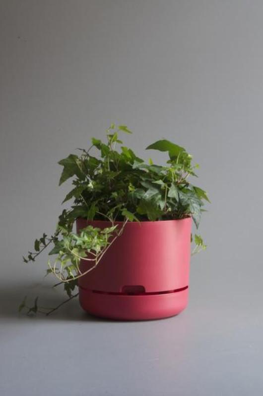 170mm Self Watering Planter