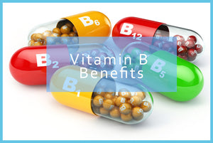Vitamin B Complex -- And Why You Need it Daily